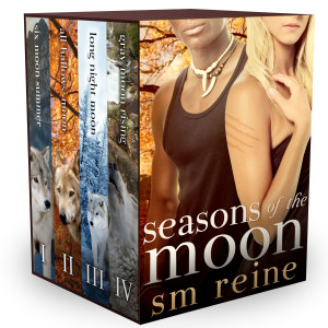 Book Cover: Seasons of the Moon