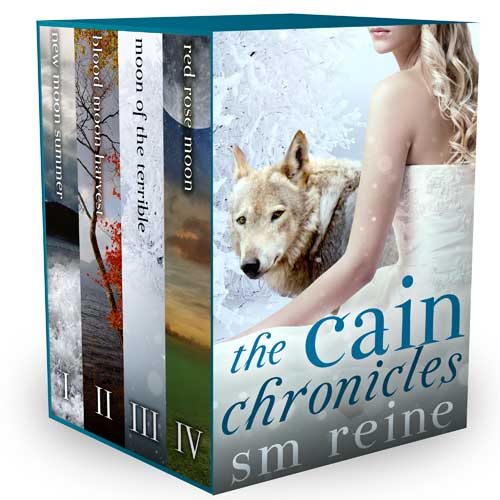 Book Cover: The Cain Chronicles