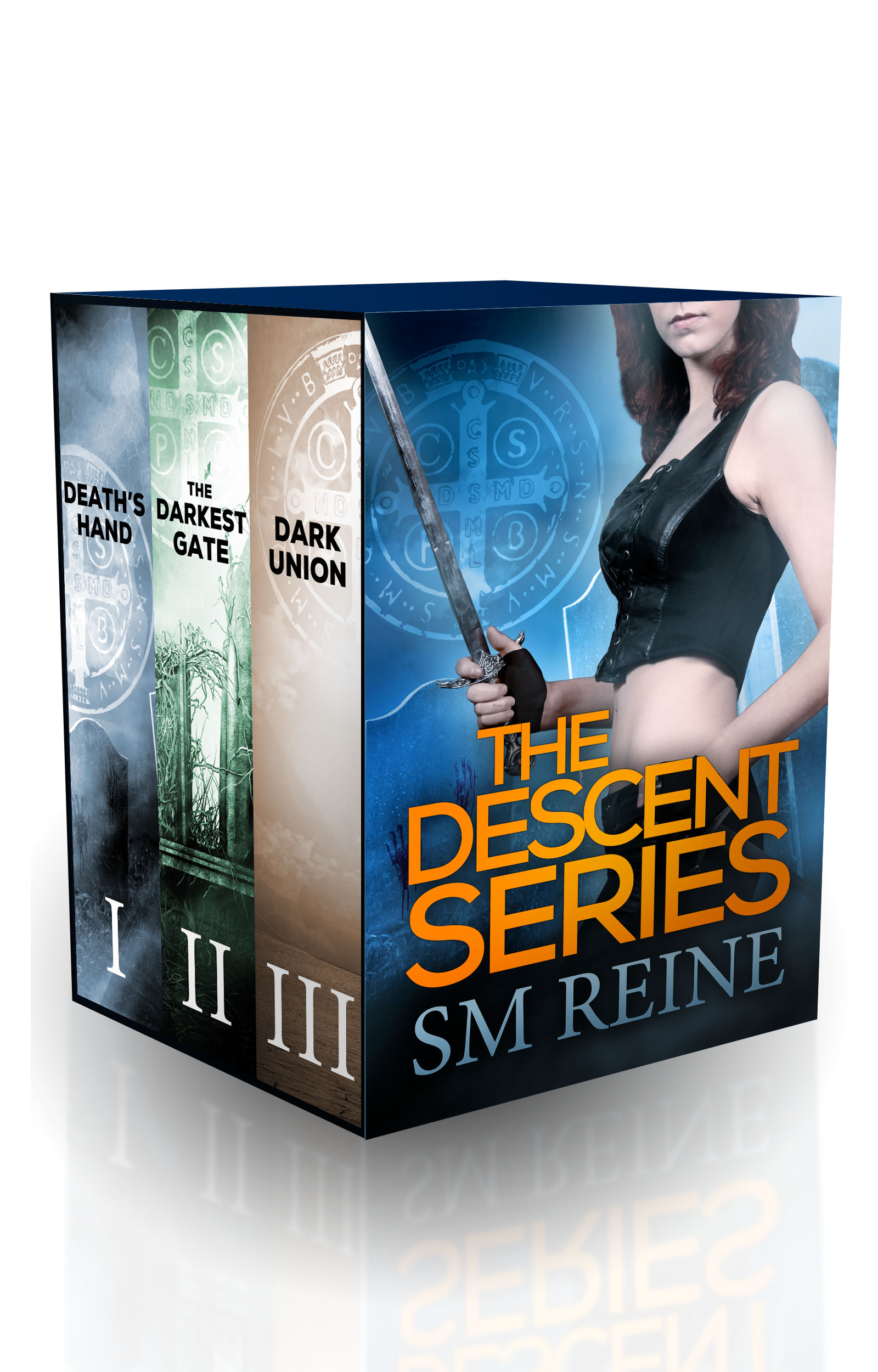 Book Cover: The Descent Series