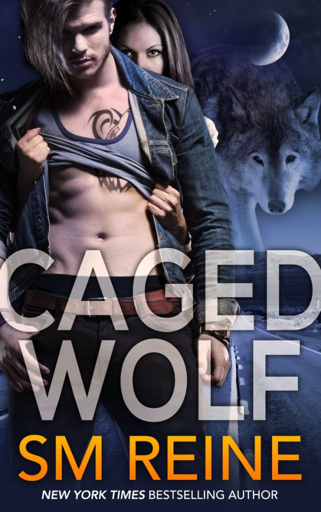 Book Cover: Caged Wolf