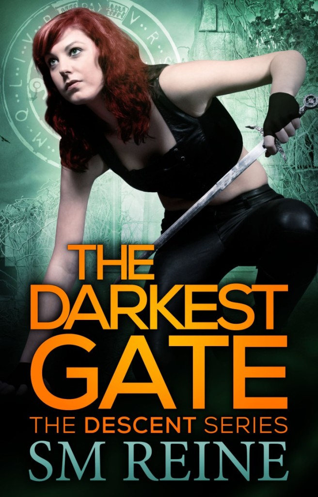 Book Cover: The Darkest Gate
