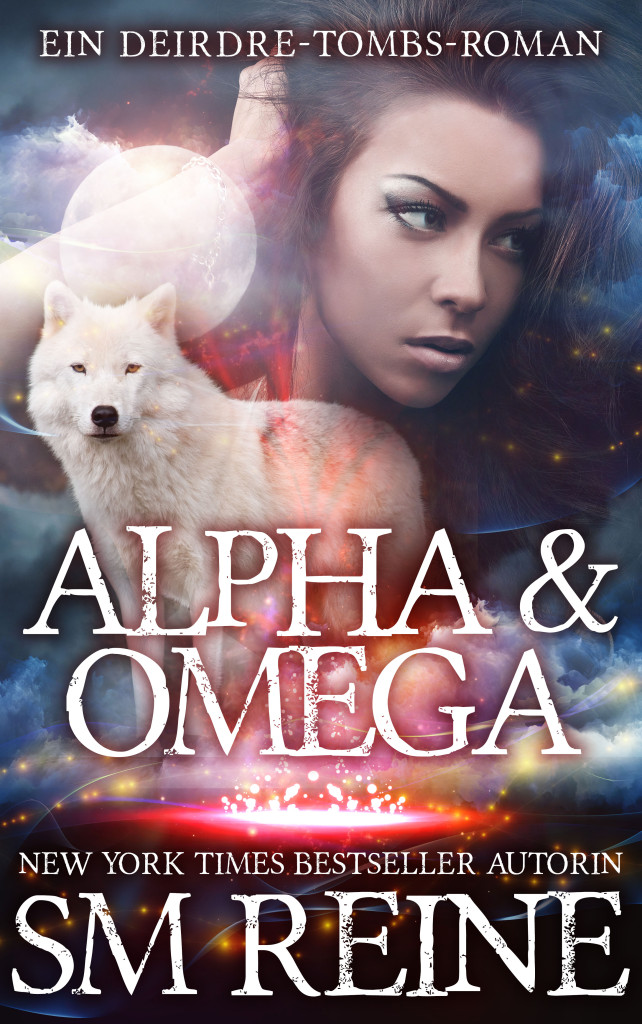 Book Cover: Alpha & Omega