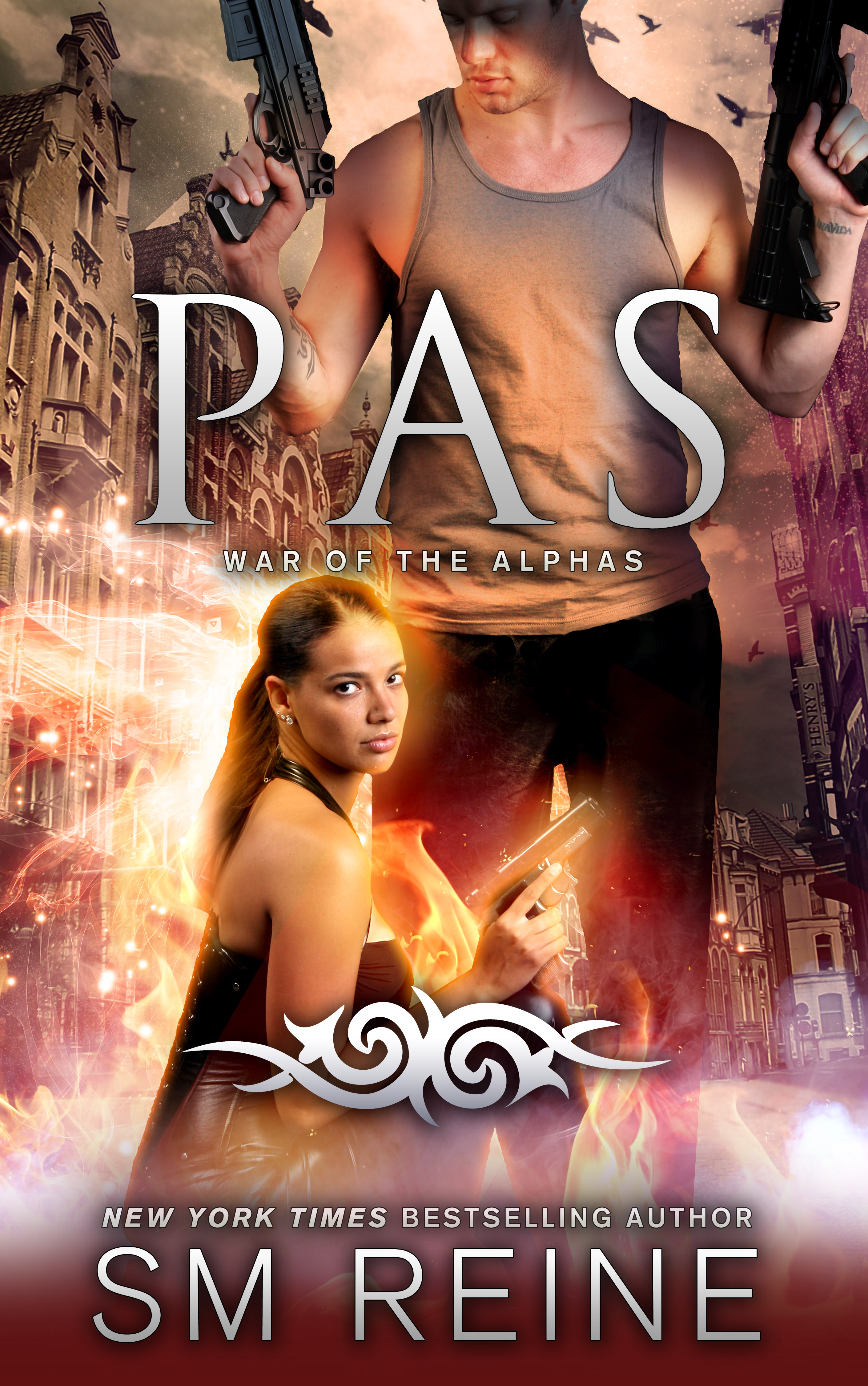 Book Cover: Pas