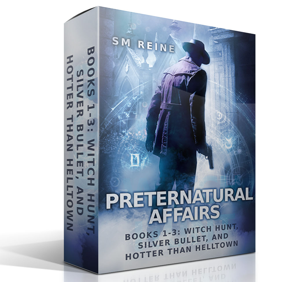 Book Cover: Preternatural Affairs