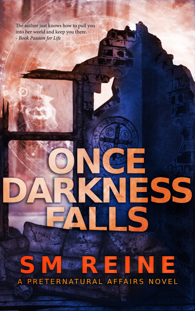 Book Cover: Once Darkness Falls