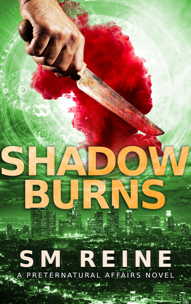 Book Cover: Shadow Burns