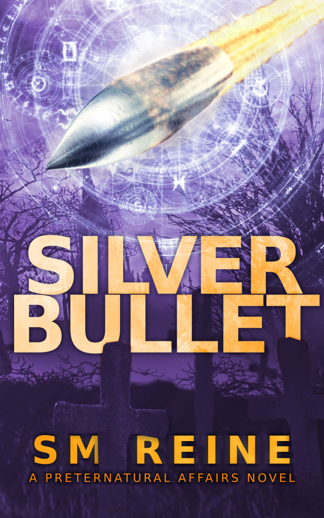 Book Cover: Silver Bullet
