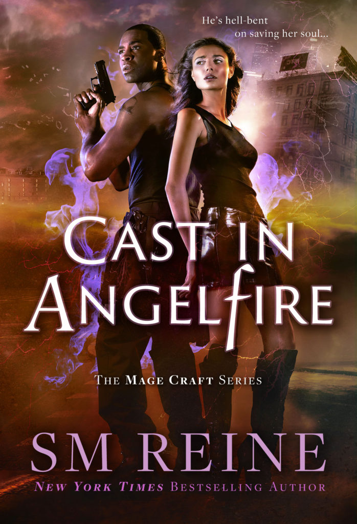 Book Cover: Cast in Angelfire