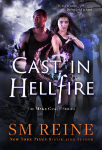 Book Cover: Cast in Hellfire
