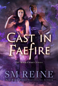 Book Cover: Cast in Faefire