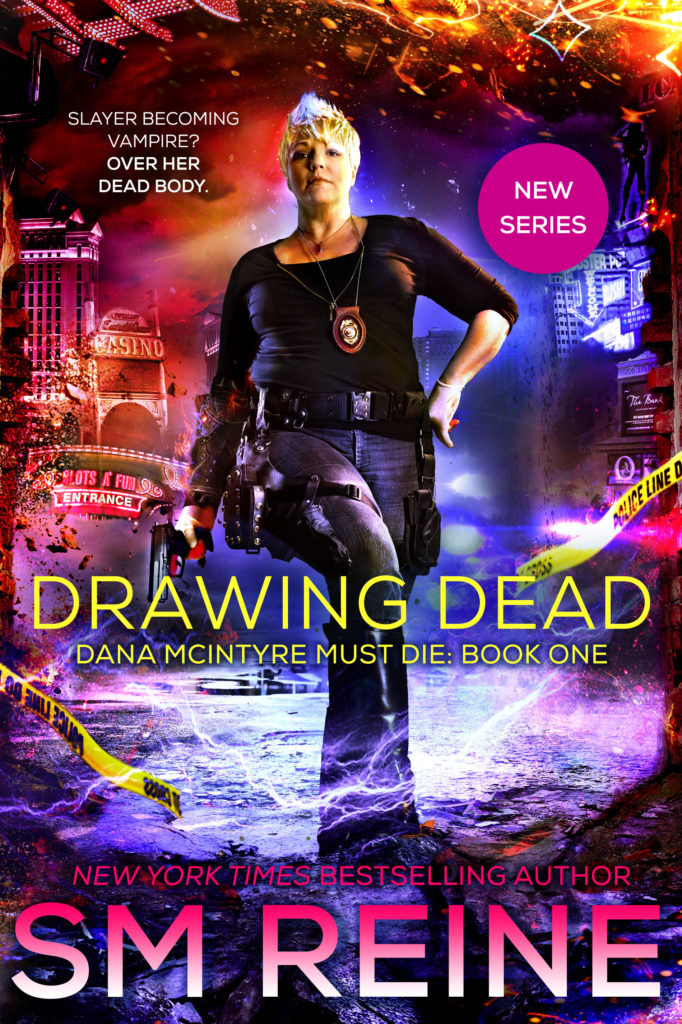 Book Cover: Drawing Dead