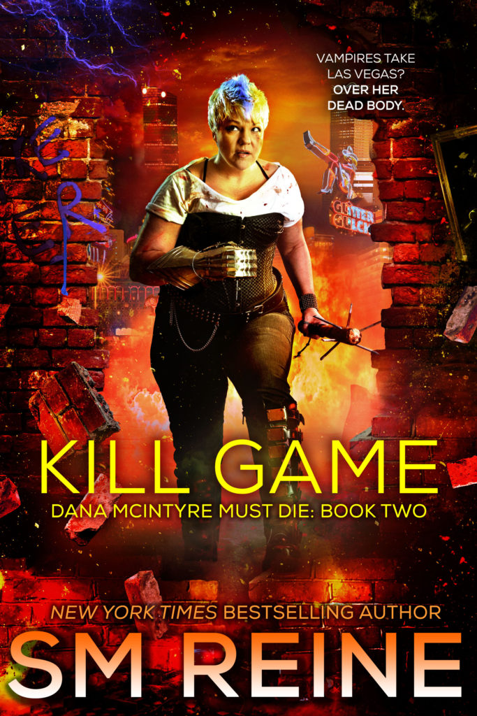 Book Cover: Kill Game