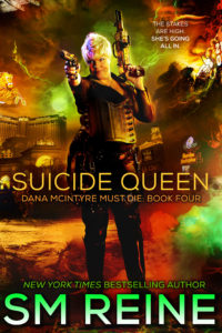 Book Cover: Suicide Queen