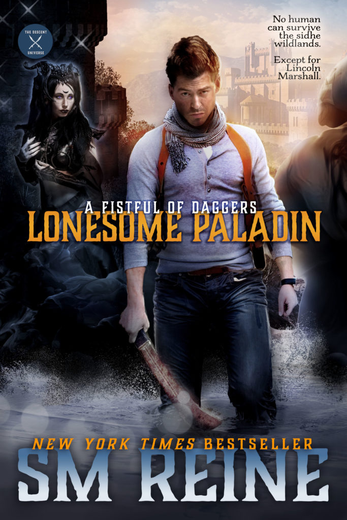 Book Cover: Lonesome Paladin