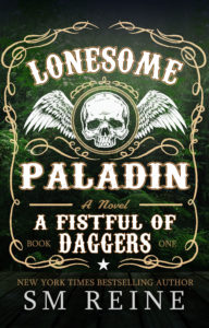 Lonesome Paladin: Cover