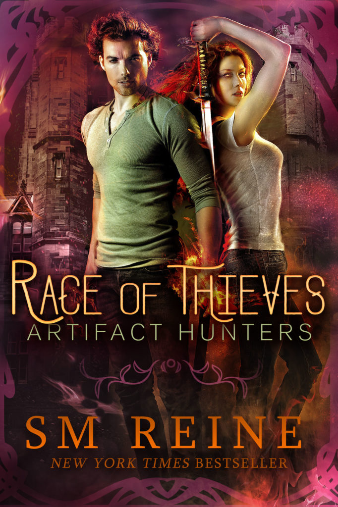 Book Cover: Race of Thieves