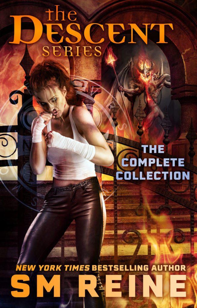 Book Cover: The Descent Series Complete Collection