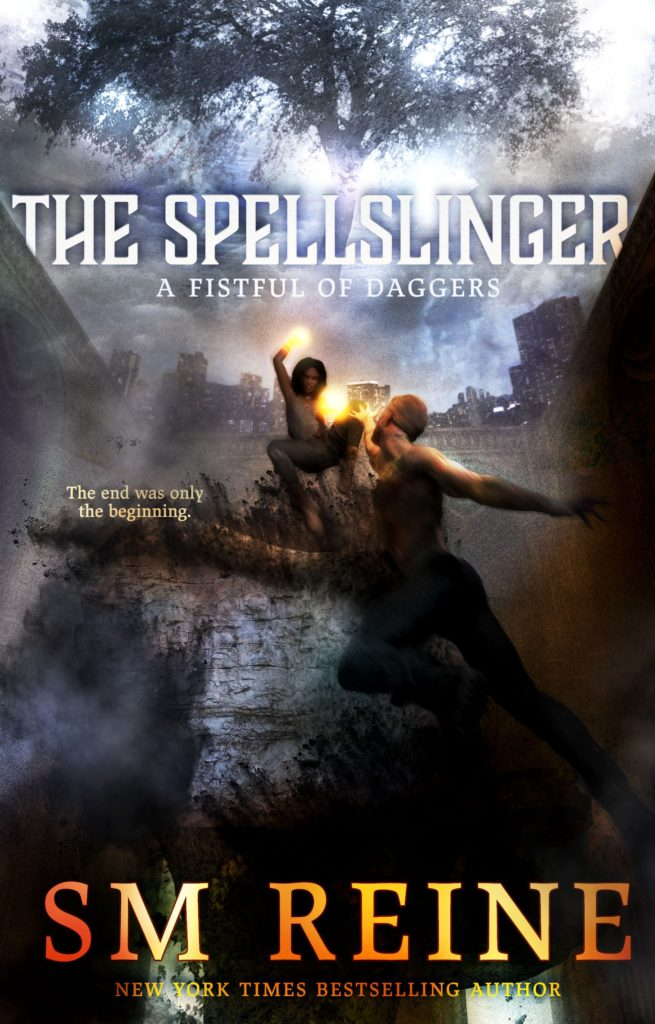 Book Cover: The Spellslinger