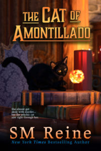 Book Cover: The Cat of Amontillado