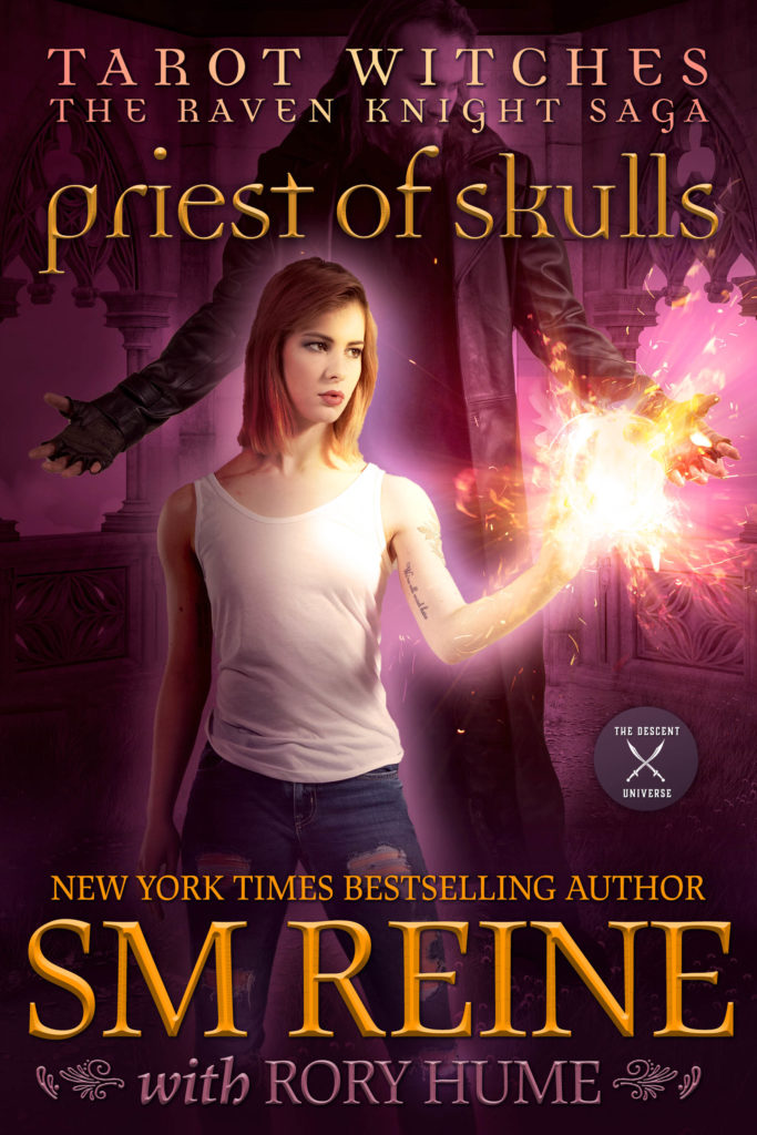 Book Cover: Priest of Skulls