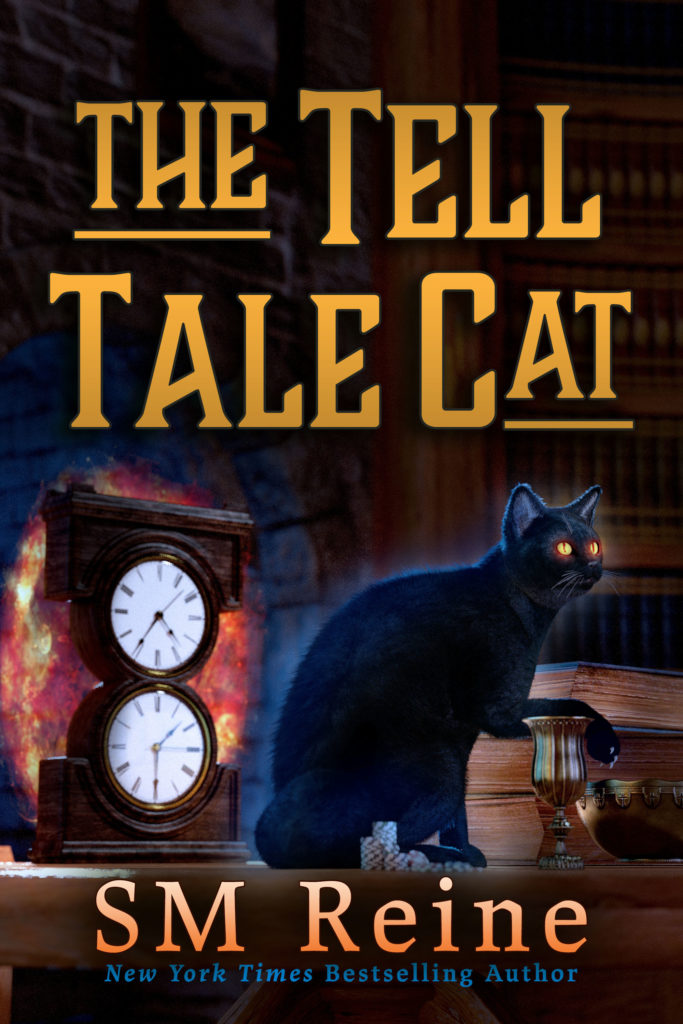 Book Cover: The Tell Tale Cat