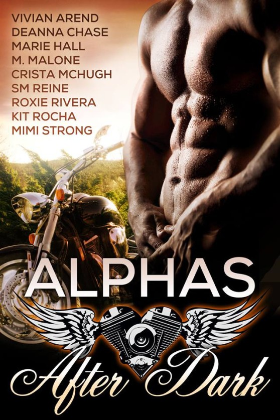 Book Cover: Alphas After Dark