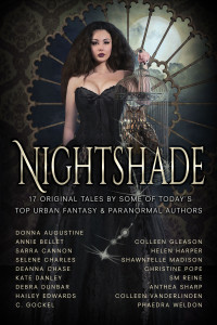 Book Cover: Nightshade