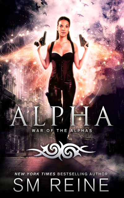 Book Cover: Alpha