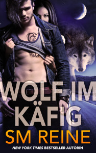 Book Cover: Wolf im Käfig