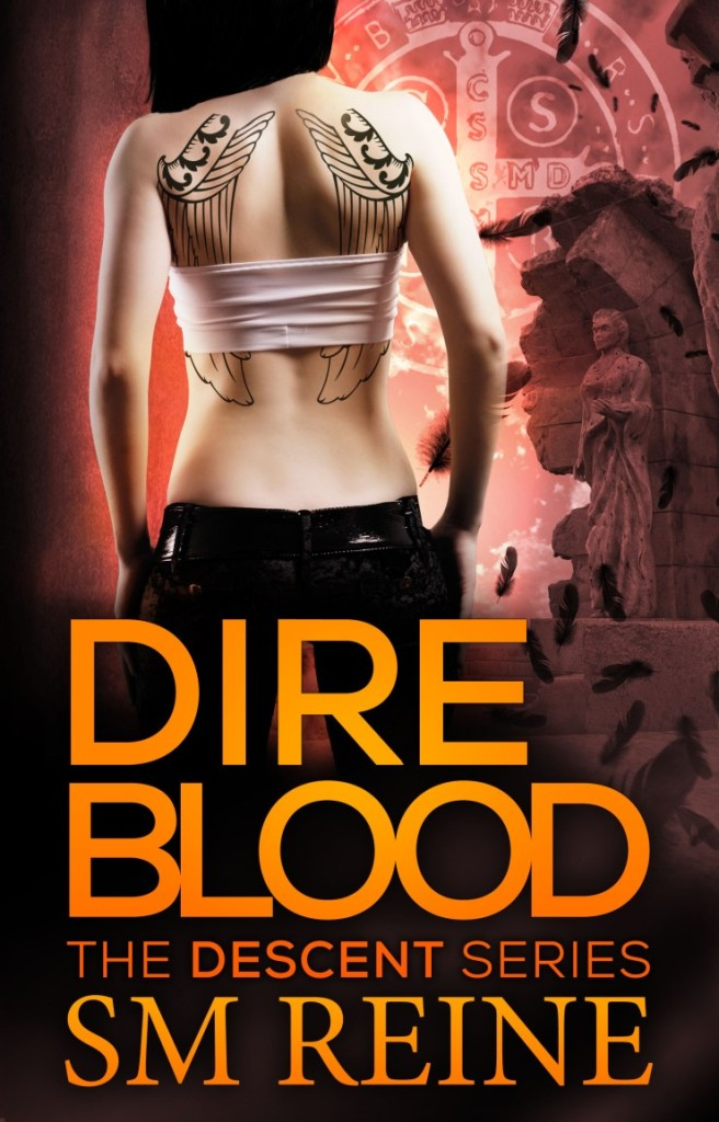 Book Cover: Dire Blood