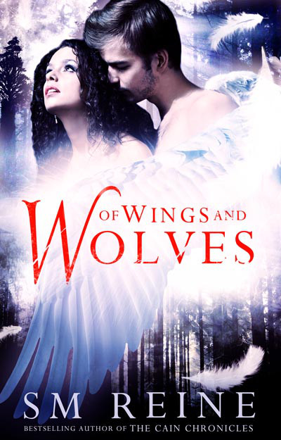 Book Cover: Of Wings and Wolves