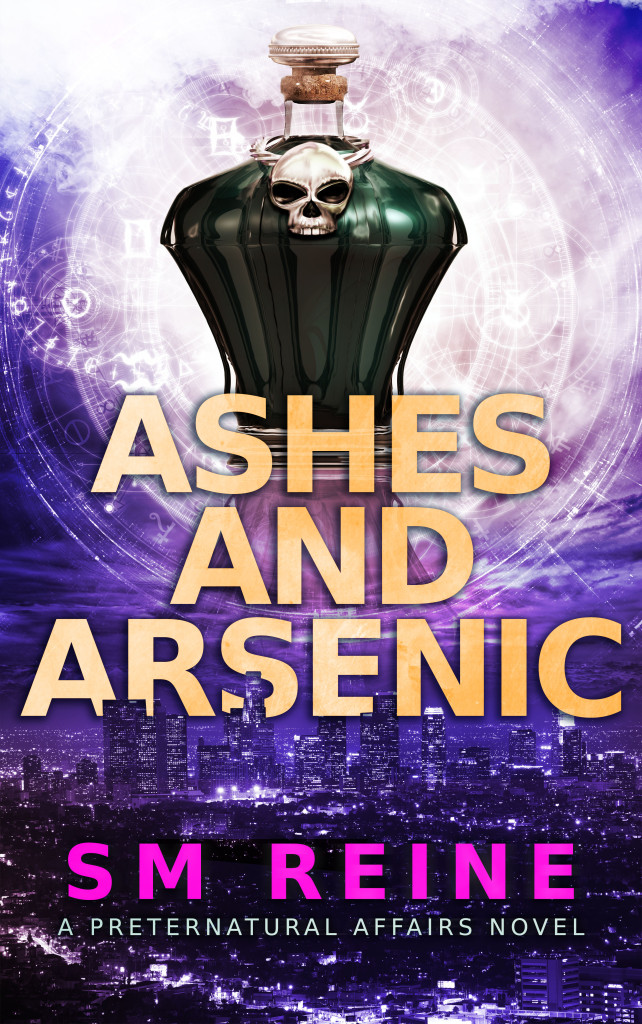 Book Cover: Ashes and Arsenic