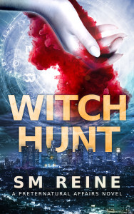 Book Cover: Witch Hunt