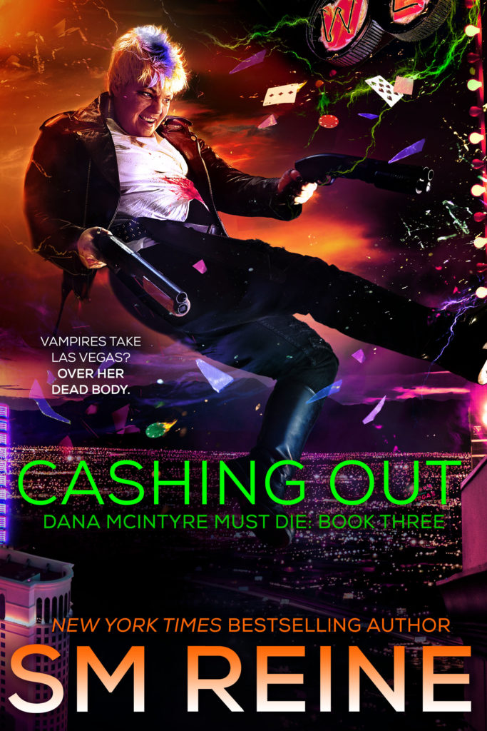 Book Cover: Cashing Out