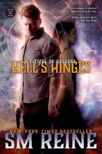 Book Cover: Hell's Hinges