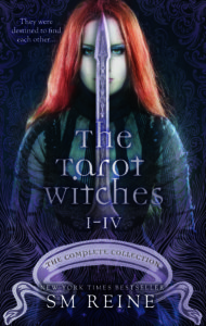 Book Cover: The Tarot Witches Complete Collection