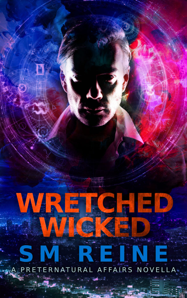 Book Cover: Wretched Wicked