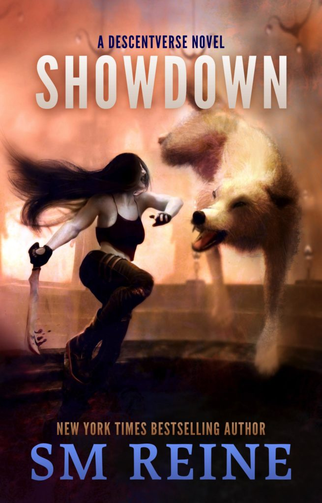 Book Cover: Showdown